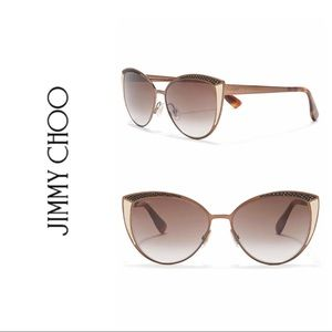 JIMMY CHOO 56MM SUNGLASSES